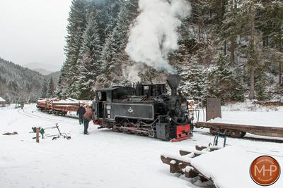 Michael Heussler: Wassertalbahn Februar 2016 &emdash; Wassertalbahn